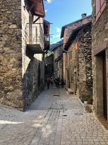 Un très beau village...